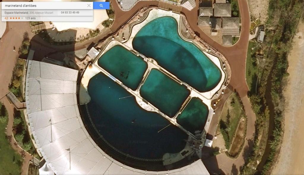 bassins des orques