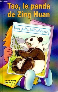 Tao, le panda de Zing Huan